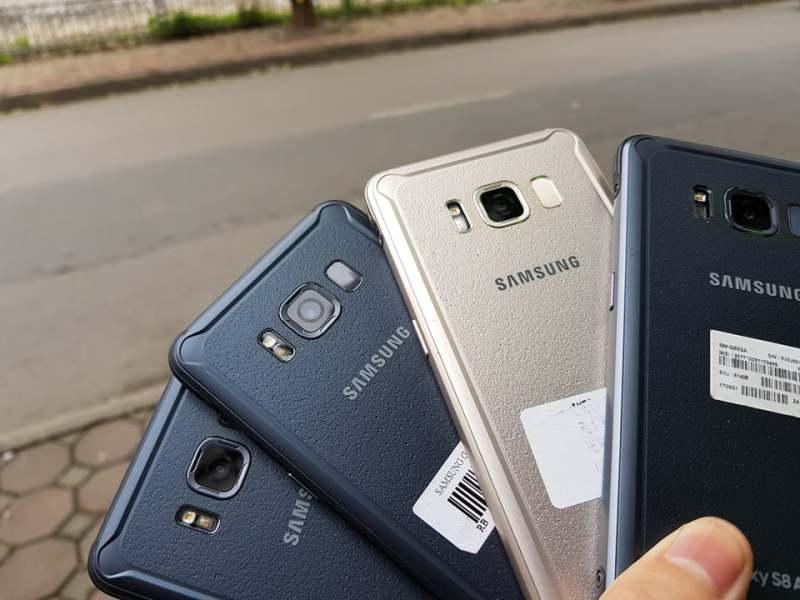 Điện thoại SAMSUNG GALAXY S8 Active || Màn hình 2K, Ram4/64GB | Kháng Nước, Kháng Bụi - Pin Siêu Khỏe