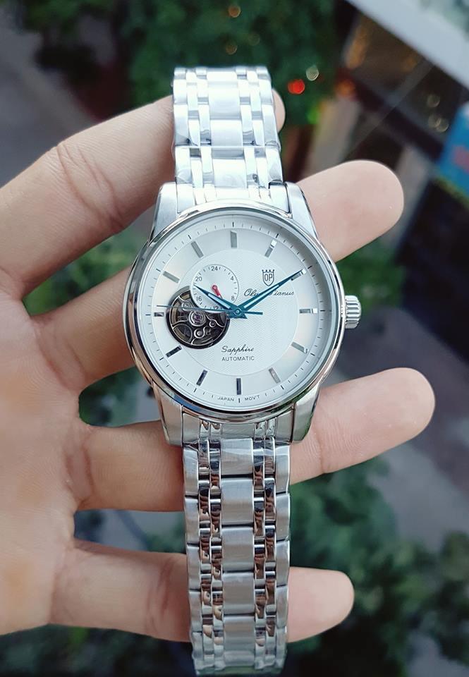 Đồng hồ OLYM PIANUS OP990-163AMS-T bán chạy