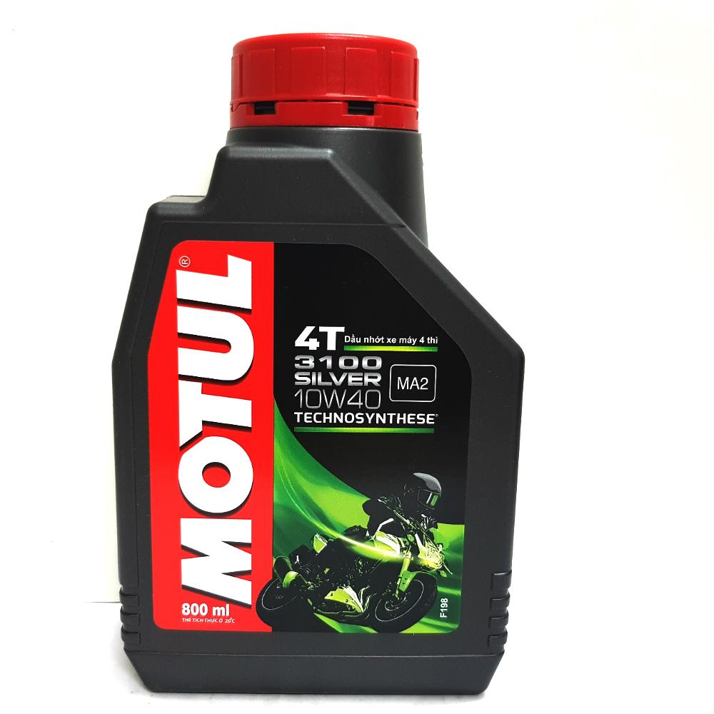 Coupon Ưu Đãi MOTUL 3100 SILVER 800ML SM