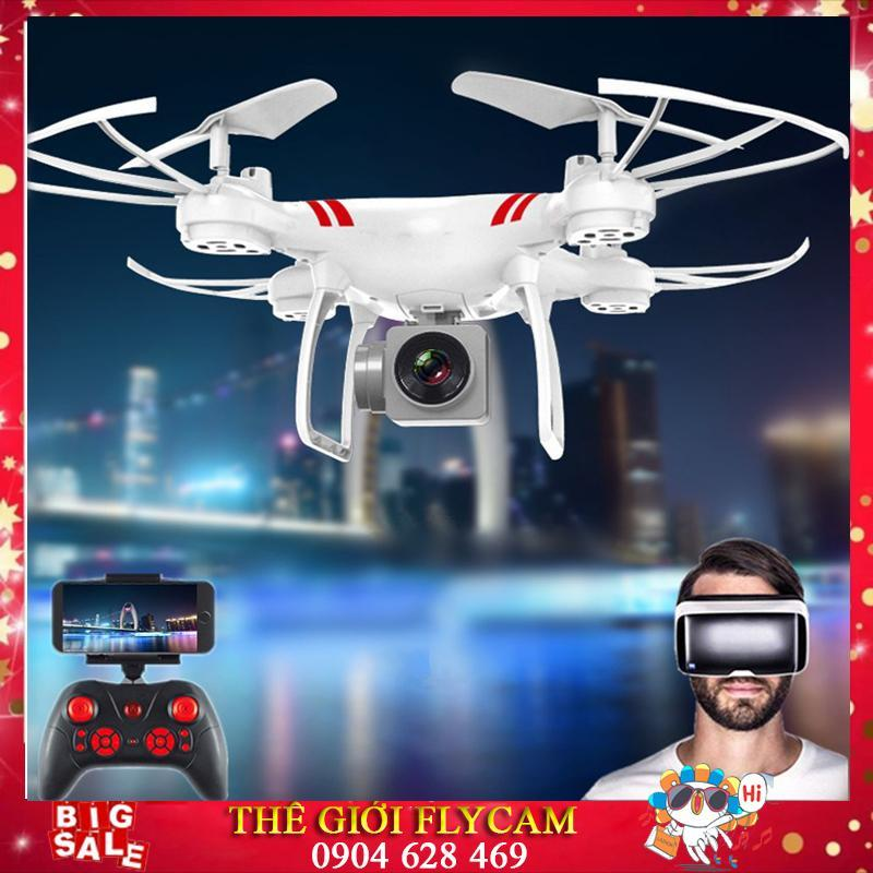 Máy bay Flycam KY101 Cao cấp, kết nối Wifi với điện thoại Có tay cầm điều khiển từ xa ,Flycam giá rẻ, máy bay điều khiển từ xa, máy bay chụp ảnh mini