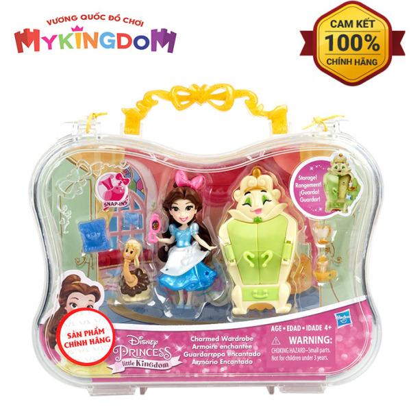 MY KINGDOM - Bell và những người bạn lạ kì DISNEY PRINCESS B8940/B5341