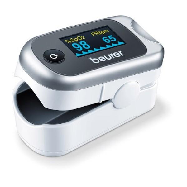 Nơi bán Máy đo nồng độ oxy và nhịp tim Beurer PO30