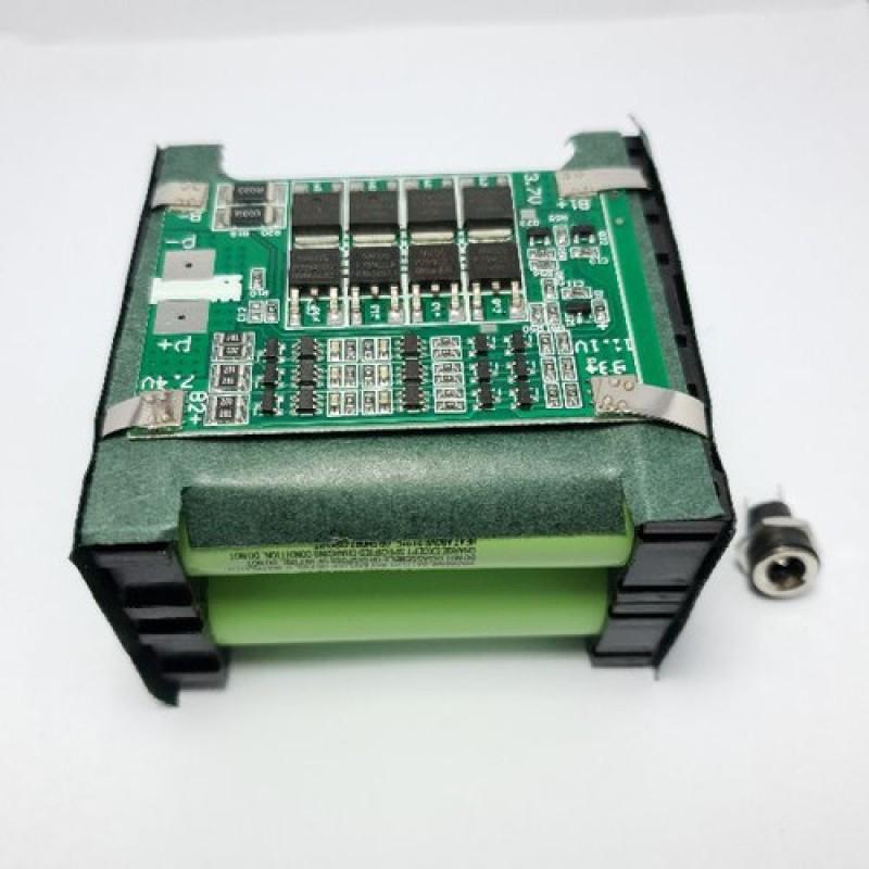 KHỐI PIN 3S-12V6-7000MAH 6 CELL PANASONIC-INR-18650B - mới 100 %