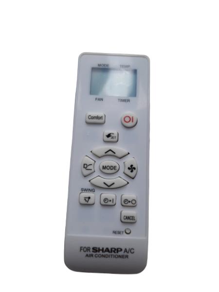 Bảng giá Điều khiển điều hòa Sharp các dòng Sharp AH-X AH-A AY-A 9000BTU 12000BTU 18000BTU