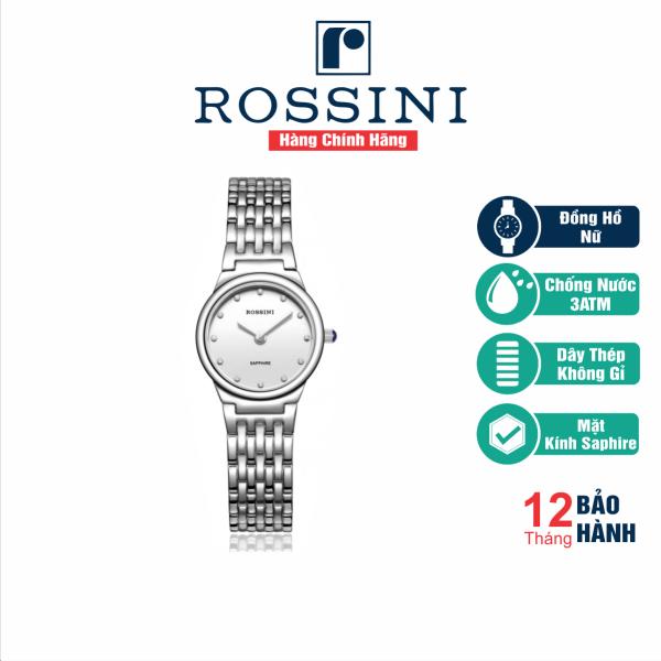 Đồng Hồ Nữ Cao Cấp Rossini - 5396W01E - Hàng Chính Hãng bán chạy