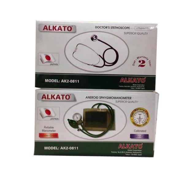 Combo 6 Bộ Huyết Áp Cơ Và Tai Nghe Alkato bán chạy