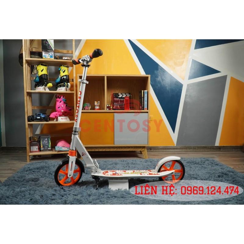 Phân phối Xe Trượt Scooter Người Lớn Centosy Y5 - Trắng