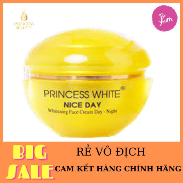 [TẶNG QUÀ] Kem dưỡng da mặt Nice Day Princess White hàng chính hãng date mới nhất giá rẻ