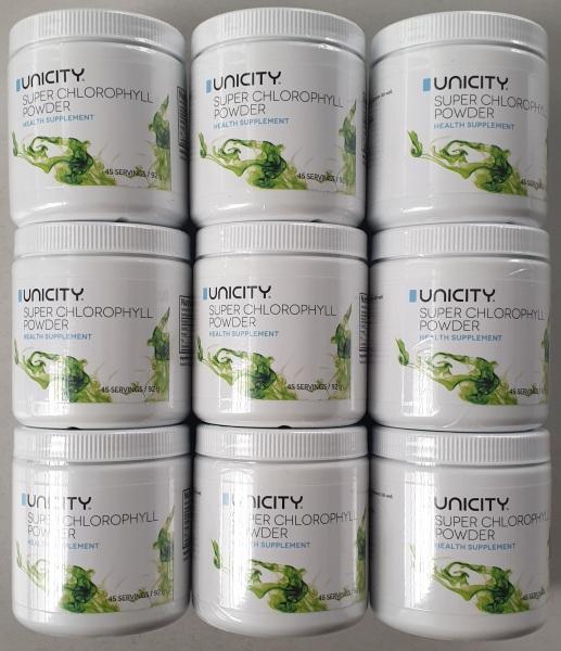 Bột diệp lục Unicity - Super Chlorophyll Powed ̣92g