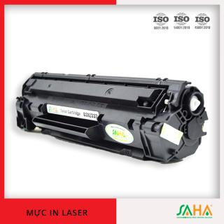 Hộp mực in SAHA 83A 337- Dùng cho dòng máy in HP Laser, Canon LBP - ( FULL BOX) Mực máy in Laser thumbnail