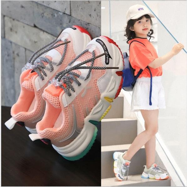 Giày bé gái hàn quốc - QN223N giá rẻ