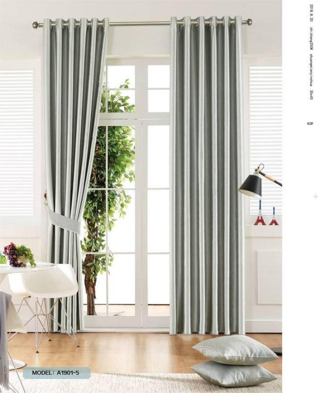 Set 2 bộ rèm chống nắng Hàn Quốc kích thước thông dụng - Vải chống nắng dày, cao cấp - Kiểu may khoen ore - Có may theo yêu cầu