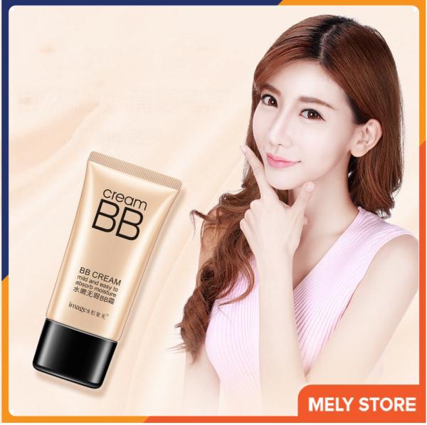 Kem che khuyết điểm nữ chính hãng BB che phủ hoàn hảo kiềm dầu, màu tự nhiên, không trôi, che khuyết điểm dạng kem cho da mặt nữ, che mụn, che tàn nhang, quầng thâm mắt, kem che khuyết điểm trên mặt tốt giá rẻ40g Mely SPU002