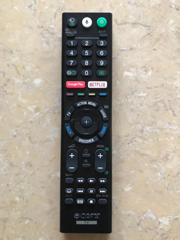 Bảng giá Điều khiển TV Smart Sony Giọng Nói RMF-TX200P