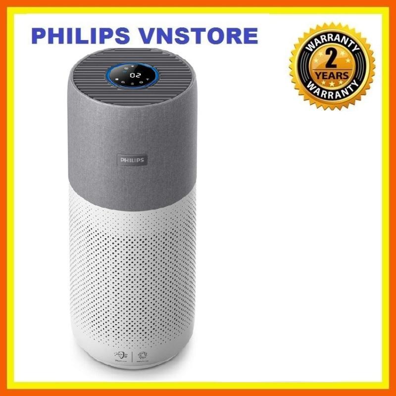 Máy lọc không khí Philips - Dòng 3000i AC3033/10, Nhanh chóng lọc ra không khí sạch, không có chất gây dị ứng*