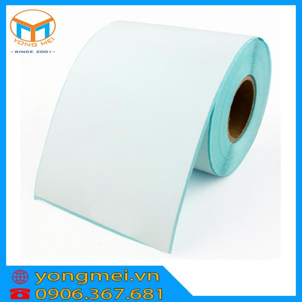Mua 10 cuộn giấy in nhiệt in tem nhãn 100x150
