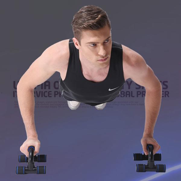 Con lăn máy lăng tập cơ bụng gym thể thao bánh xe AB (Xanh lá) VVN007903
