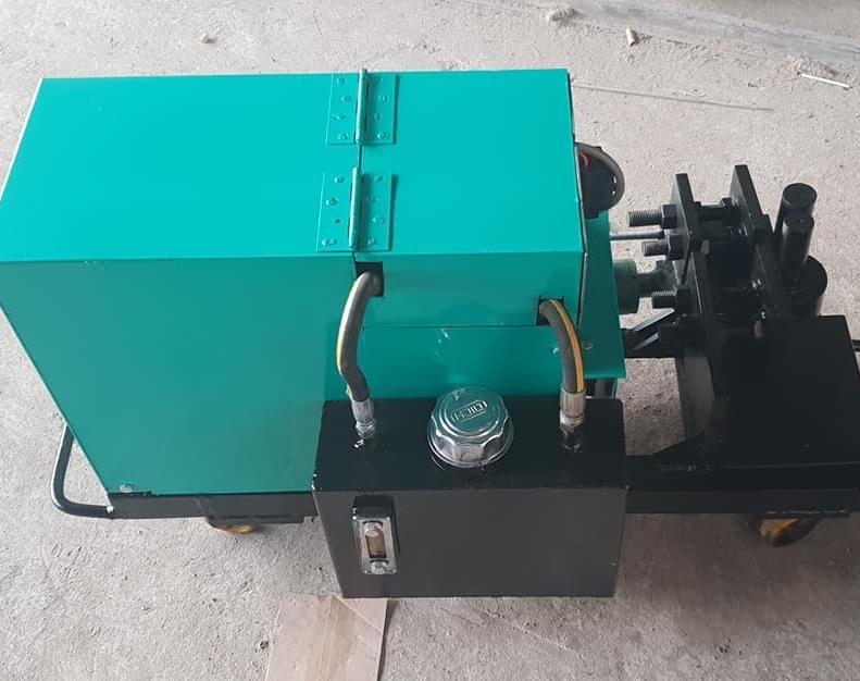 máy uốn săt 25 điên 220v sản xuất tại vn
