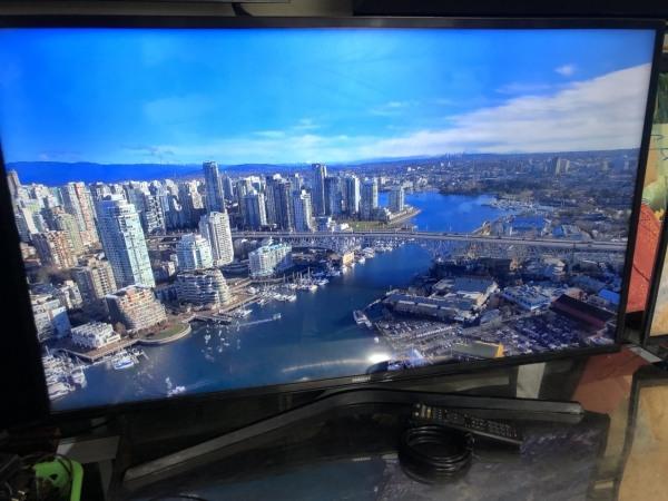 Bảng giá Smart Tivi Samsung 4K 43 inch UA43KU6000