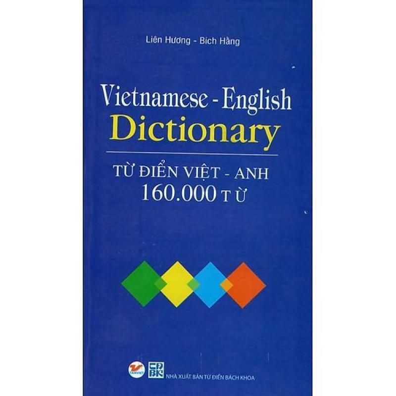 Mua Từ Điển Anh - Việt 160.000 Từ