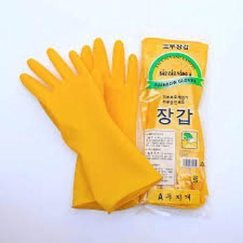 Combo 10 đôi găng tay cao su Cầu Vồng ( loại trung)