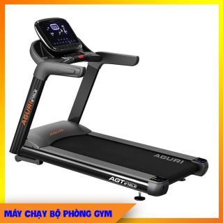 Máy chạy bộ phòng gym Aguri AGT 815LE - Máy chạy bộ phòng tập gym cao cấp, Máy chạy bộ phòng gym, Máy chạy bộ điện -Tặng áo mũ bóng chữ ký Công Phượng - AGURI thumbnail