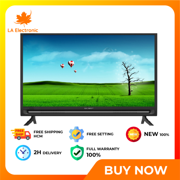 Bảng giá Installment 0% - Android TV Sharp 32 Inch 2T-C32BG1X