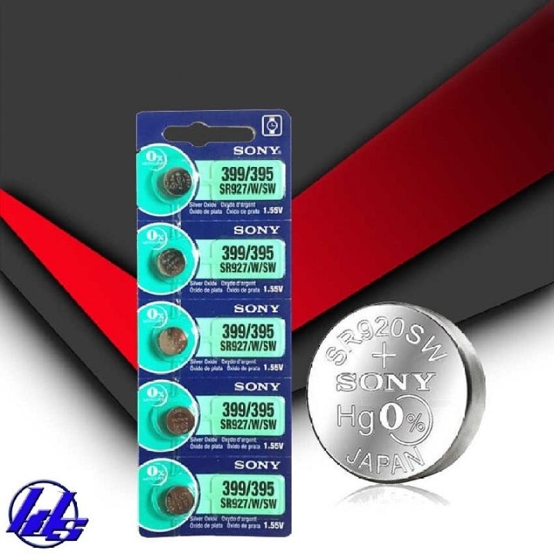 Pin đồng hồ Sony SR927SW/395 - Vỉ 5 viên