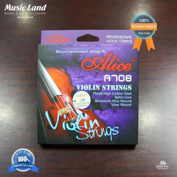 Dây đàn Violin Alice A708