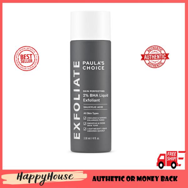 Dung dịch loại bỏ tế bào chết Paula's Choice Skin Perfecting 2% BHA Liquid Exfoliant 118 ml - HappyHouse nhập khẩu
