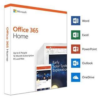 Phần mềm OFFICE 365 HOME 32BIT 64 EN SUBSCR 1 YR thumbnail