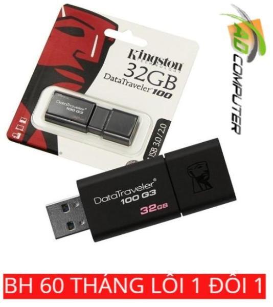 Giá USB KINGSTON 32G 3.0 DT100G3