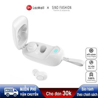 Tai Nghe Không Dây Nhét Tai SINO LB60 Bluetooth 5.0 Chơi Game Nghe Nhạc Pin Khỏe Bảo Hành 12 tháng thumbnail