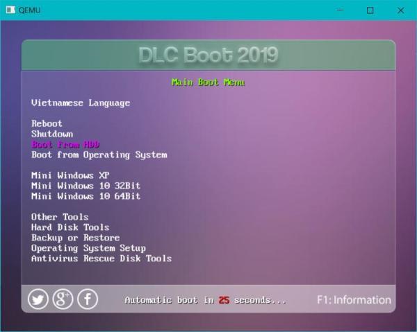 Giá DVD Cứu Hộ DLC Boot 2019