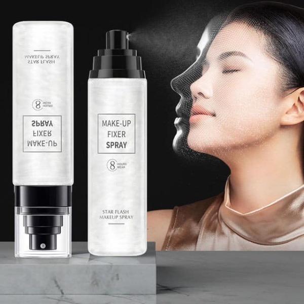 Xịt Khóa Nền Trang Điểm Star Flash Make Up Spray
