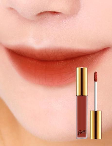 Son Kem Lì Bbia Last Velvet Lip Tint #12 - Cam Cháy cao cấp