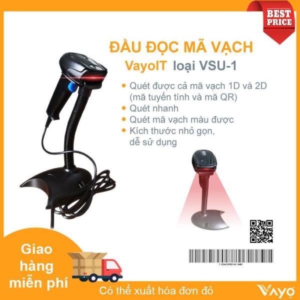 Bảng giá Đầu đọc mã vạch 2D thương hiệu VayoiT loại VSU-1 Phong Vũ
