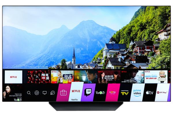 Bảng giá Smart Tivi OLED LG 4K 55 inch 55C9PTA