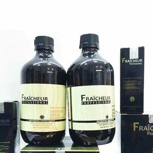 Combo dầu gội xả phục hồi Fraicheur tốt nhất