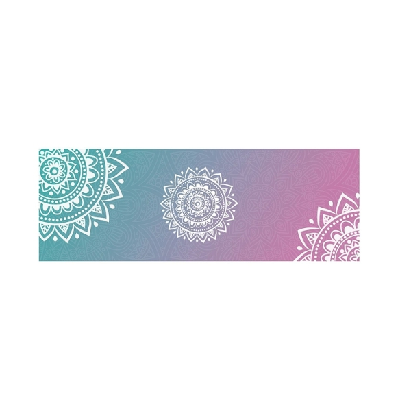 Bảng giá Yoga Towel,Mat Towel With Smart Corner Pockets And Elastic Loop,Non Slip Hot Yoga Towel For Bikram,Pilate,Fitness