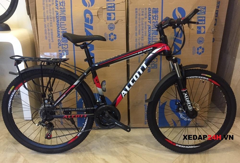 xe đạp thể thao ALCOTT 24AL 6200 (1M35-1M55)