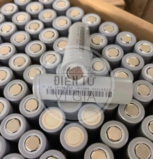 Pin sạc 18650 cell lishen xám 18650 new Dung lượng 2500mAh xả 5C thumbnail
