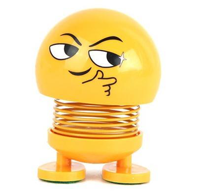 Hot trend Bộ đồ chơi Emoji Lò Xo - Đồ chơi giảm stress , giảm căng thẳng hiệu quả Emoji Đồ chơi Emoji