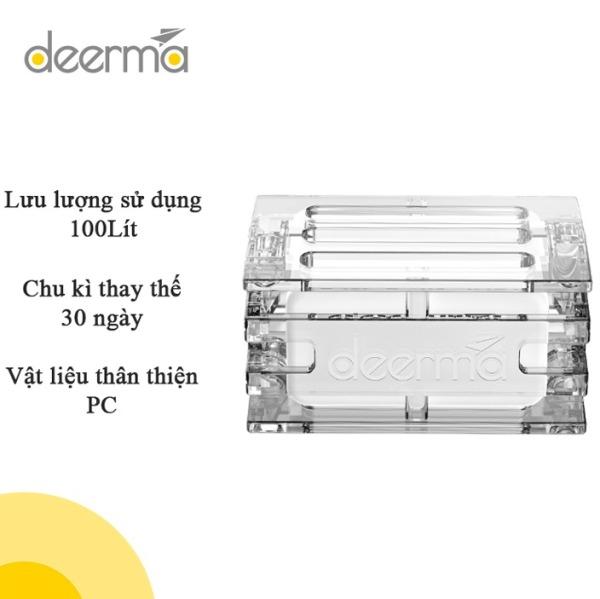 Máy tạo ẩm, phun sương, khuếch tán tinh dầu siêu âm DEERMA F628S - Đèn UV diệt khuẩn, Dung tích 5 Lít.