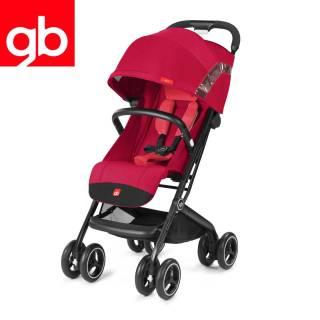 Xe đẩy em bé GB Qbit + All-Terrain mẫu mới nhất (tặng adapter chuyển đổi ghế ngồi ô tô và màn che mưa) thumbnail