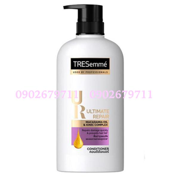 Dầu xả Tresemme Ultimate Repair Thái Lan 450ml -  Màu đen