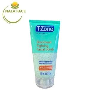 Kem Tẩy Tế Bào Da Newtons Labs T-Zone Blackhead Fighting Facial Scrub Loại Bỏ Mụn Đầu Đen 150ml thumbnail