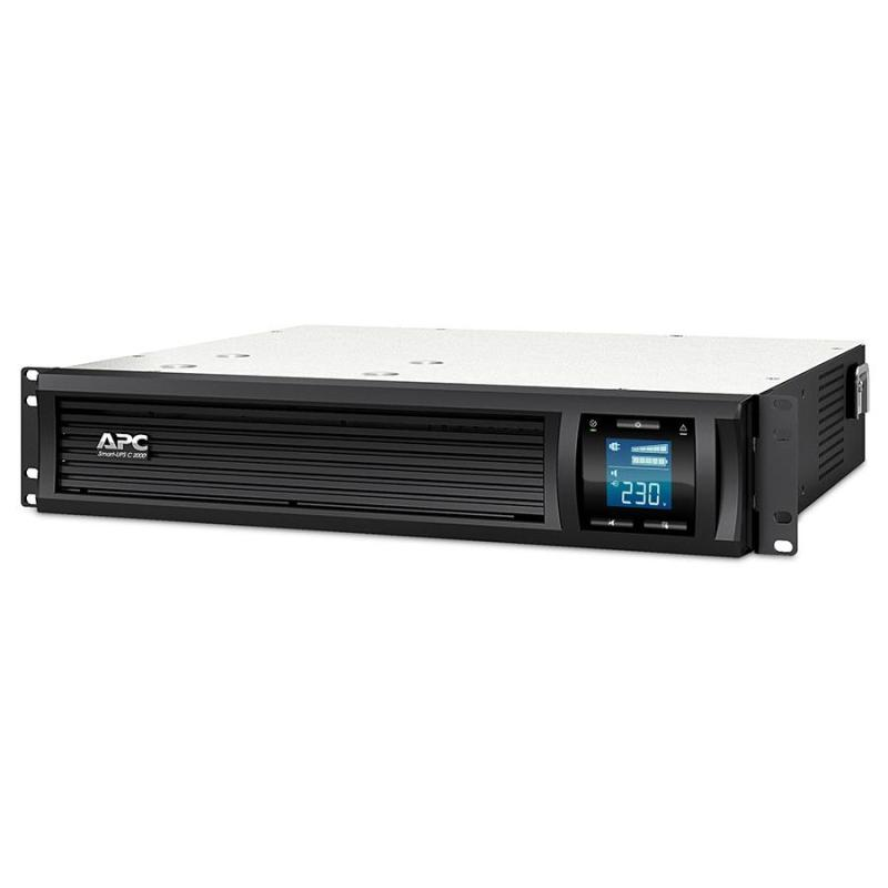 Bảng giá Bộ lưu điện: APC Smart-UPS C 2000VA LCD RM 2U 230V-SMC2000I-2U - Hàng Chính Hãng Phong Vũ