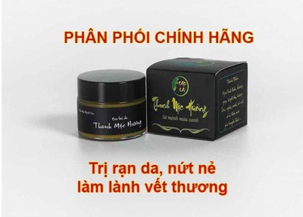 Cao Lá Thanh Mộc Hương 150g giúp tr khô nẻ rạn da làm liền da hỗ trợ phòng trĩ