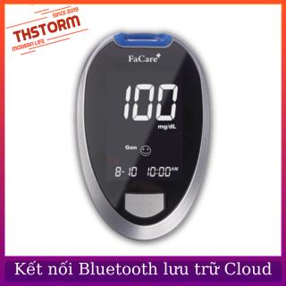 Máy đo đường huyết FaCare plus FC-G168 kết nối Bluetooth lưu trữ kết quả đám mây không giới hạn THStorm thumbnail